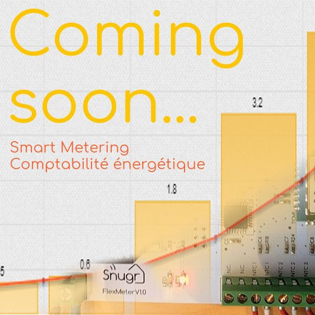 Snugr Smart Metering and energy accounting